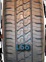 LS6 pintakuvio